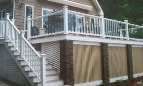 Benefit of railing system