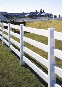 vinyl fence in new jersey