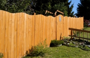 wood fence in new jersey